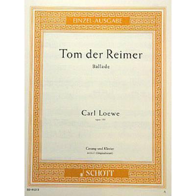 TOM DER REIMER OP 135 - broschei