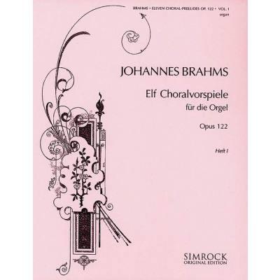 choralvorspiele-1-op-122