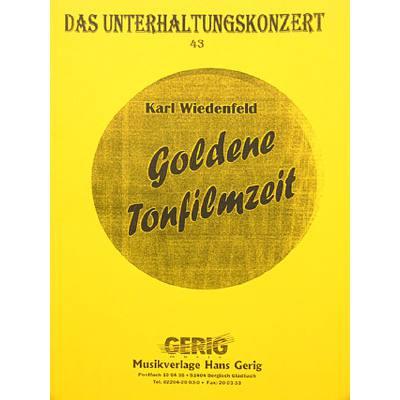 GOLDENE TONFILMZEIT - POTPOURRI