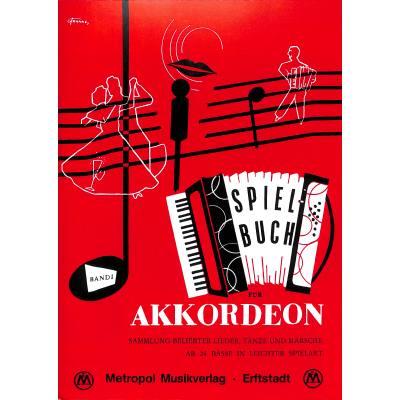 Spielbuch Fuer Akkordeon 1