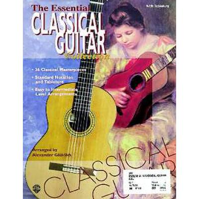 Essential classical guitar
