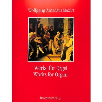 Werke Fuer Orgel