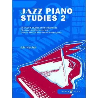Faber Music Kember John - Jazz Piano Studies 2 jetztbilligerkaufen
