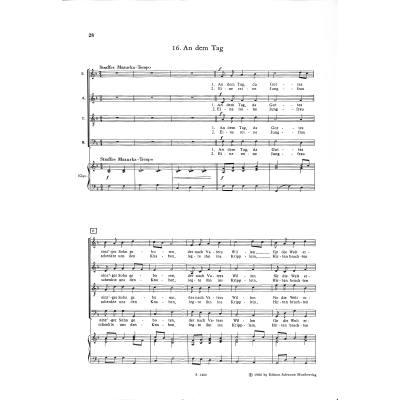 Polnische Weihnachtslieder Texte.Kolenden 16 Polnische Weihnachtslieder Notenbuch De