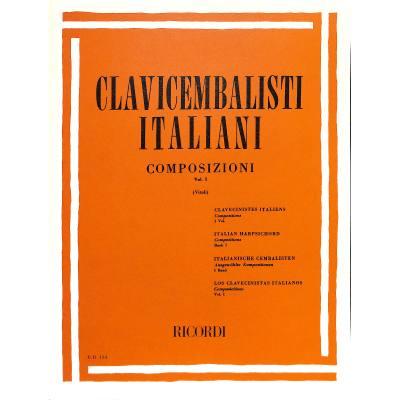 CLAVICEMBALISTI ITALIANI 1 jetztbilligerkaufen