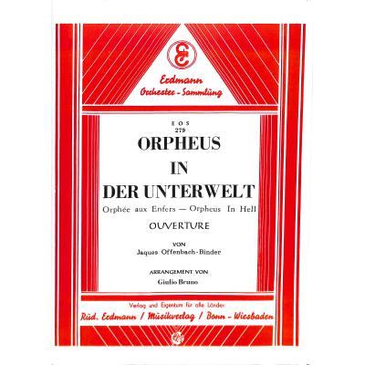 ORPHEUS IN DER UNTERWELT - OUVERTUERE jetztbilligerkaufen