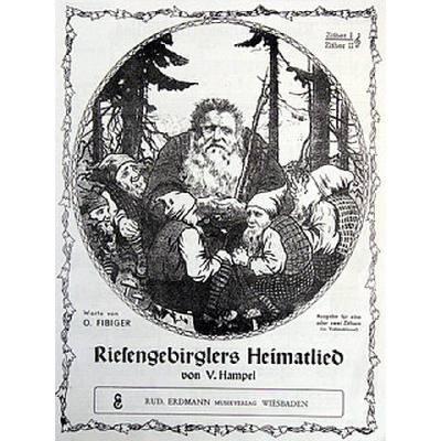 RIESENGEBIRGLERS HEIMATLIED - broschei