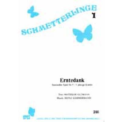 ERNTEDANK (SCHMETTERLINGE 1)
