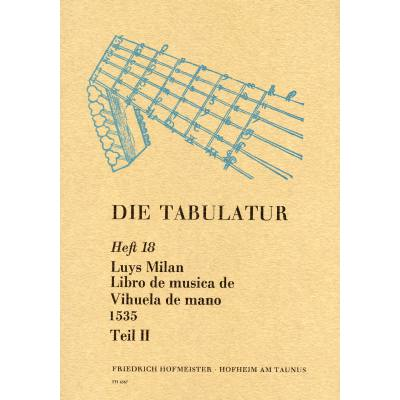 LIBRO DE MUSICA DE VIHUELA BD 2