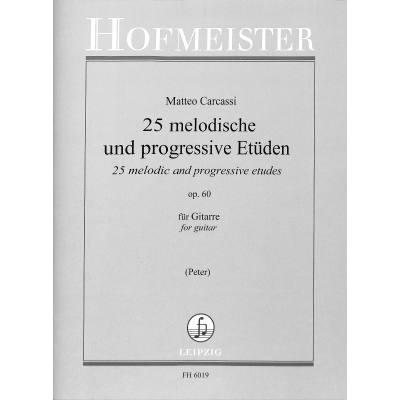 25-melodische-progressive-etuden-op-60
