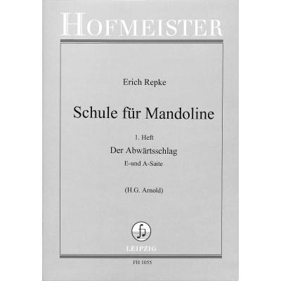SCHULE FUER MANDOLINE 1