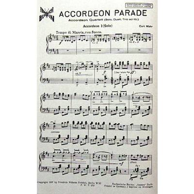 akkordeon-parade