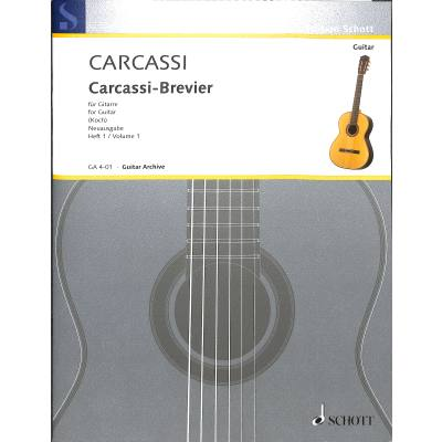 Carcassi Brevier 1