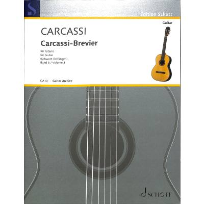 Carcassi Brevier 3