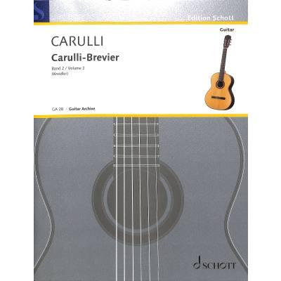 Carulli Brevier 2