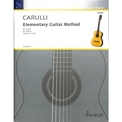 Elementary guitar method