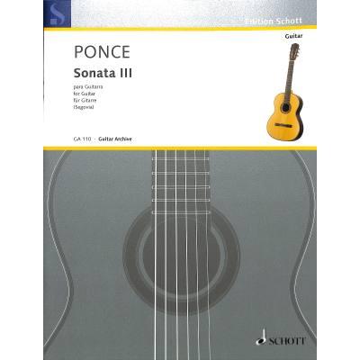 Sonate 3