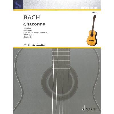 Chaconne (Partita 2 d-moll BWV 1004)