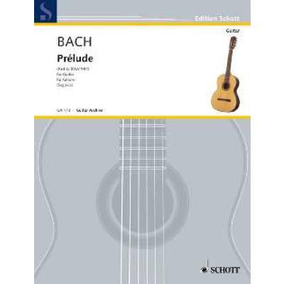 Prelude a-moll aus BWV 997