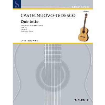 Quintett E-Dur op 143