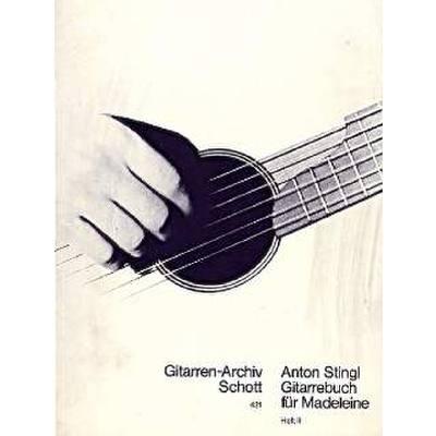 Gitarrenbuch für Madeleine 2