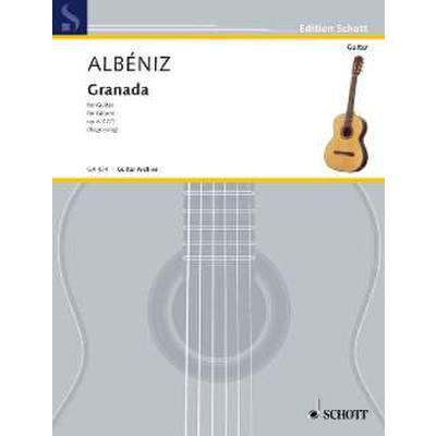 Granada (aus Suite espanola op 47)