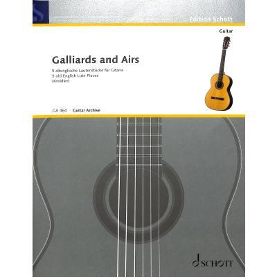 Galliards + Airs
