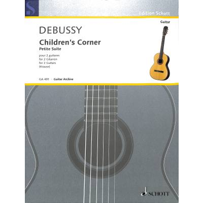 Children's corner (Suite)
