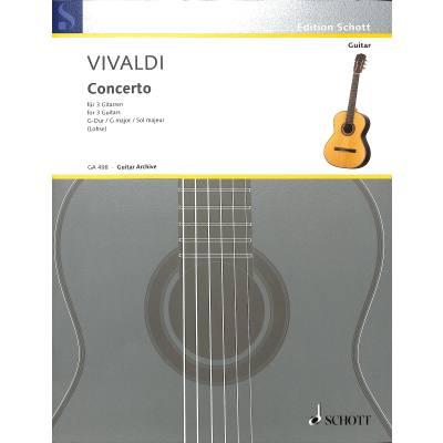 Concerto G-Dur RV 532