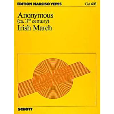 Irish march