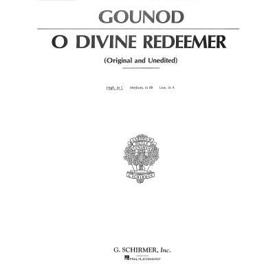 o-divine-redeemer-c-dur