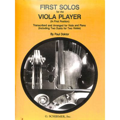 first-solos-for-the-viola-player