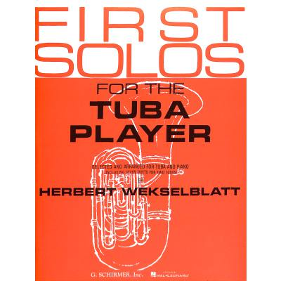 first-solos-for-the-tuba-player