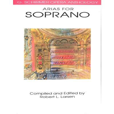 ARIAS FOR SOPRANO - ARIEN FUER SOPRAN