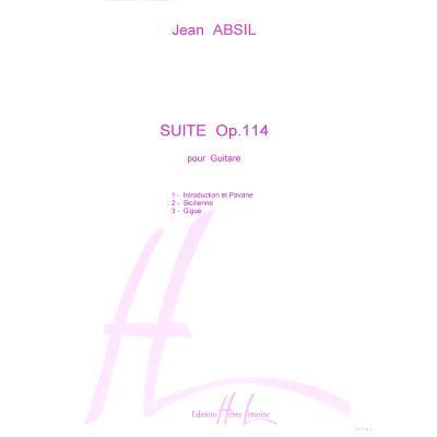 Suite op 114