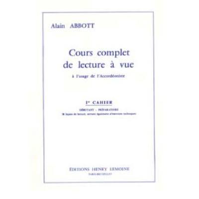 cours-complet-de-lecture-a-vue, 16.90 EUR @ notenbuch-de