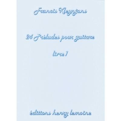 24 Preludes 1