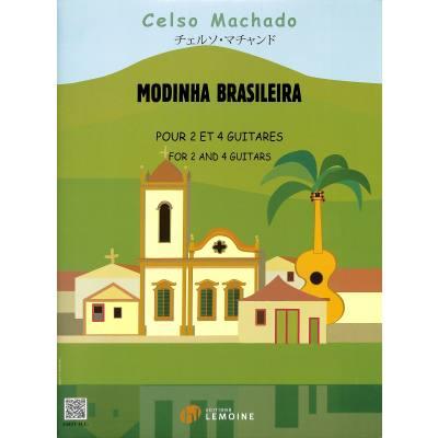 5 modinha brasileiras | Modinha | Marchinha de carnaval | Baiaozinho | Chorinho en la mineur | Sambinha | Caterete | Xot