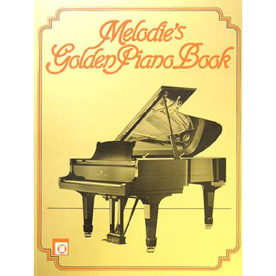 Melodies golden piano book