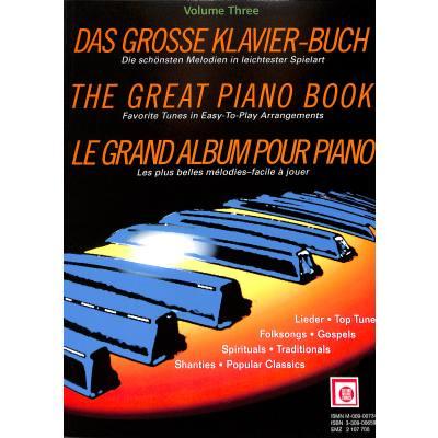 Das grosse Klavierbuch 3