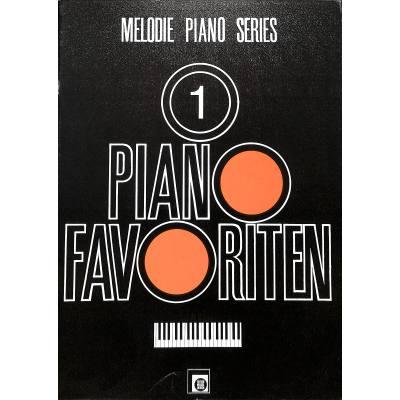 Piano Favoriten 1