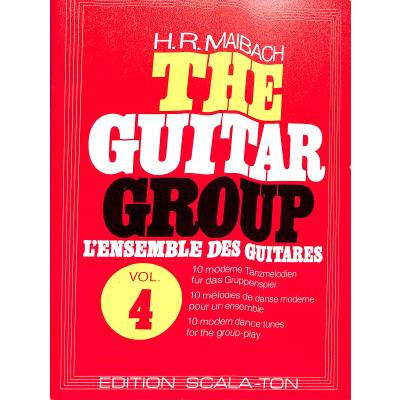 The guitar group 4