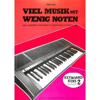 viel-musik-mit-wenig-noten-lernstufe-2, 13.90 EUR @ notenbuch-de