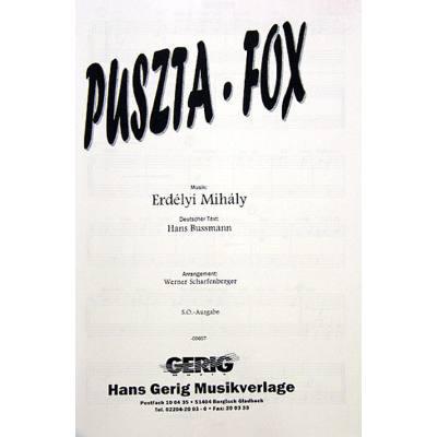Puszta Fox