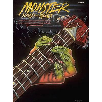 MONSTER SCALES + MODES