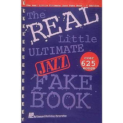 REAL LITTLE ULTIMATE JAZZ FAKE BOOK