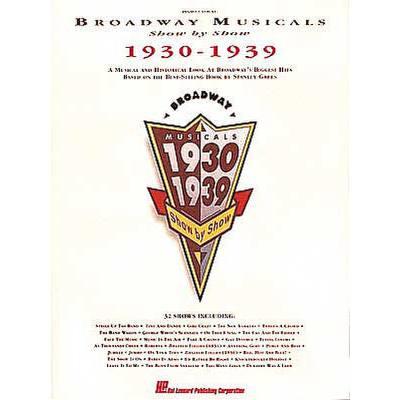 broadway-musicals-1930-1939