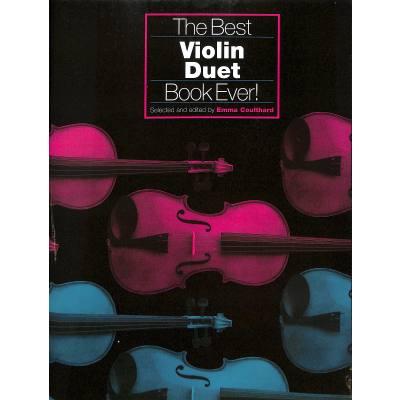 best-violin-duet-book-ever