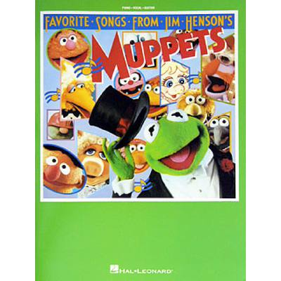 MUPPETS FAVORITE SONGS
