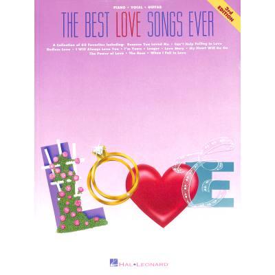 BEST LOVE SONGS EVER
